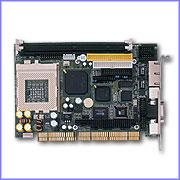BOSER HS-6238 - Socket 370 133MHz FSB PCI-ISA总线半长CPU卡