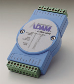 ADVANTECH 远程I/O模块:ADAM-4019