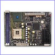 BOSER HS-4701 - P4嵌入式单板计算机