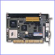 BOSER HS-6252K - 800MHz嵌入式处理器PCI-ISA总线半长CPU卡