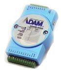 ADVANTECH 基于Web的智能I/O模块:ADAM-6060数据采集和控制模块