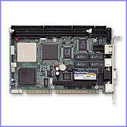 BOSER HS-5631 - Cyrix Geode GX1 ISA总线半长CPU卡