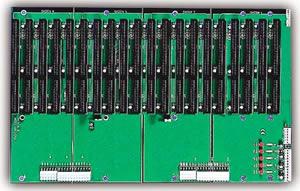 艾雷斯 ACS-1020Q 20槽4系统ISA-Bus 电源底板
