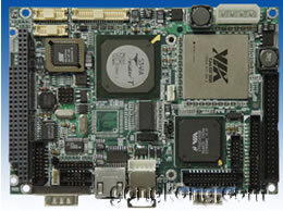 艾雷斯 ACS-6361AVE VIA Eden低功耗嵌入式主板