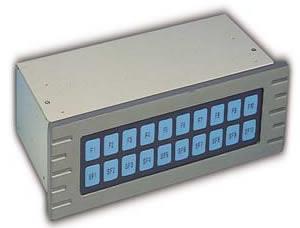 艾雷斯 ACS-3051MK系列轻触式防水薄膜键盘