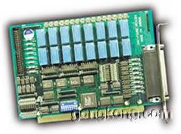 艾雷斯 DAC-7325E 继电器控制输出及开关量隔离输入卡
