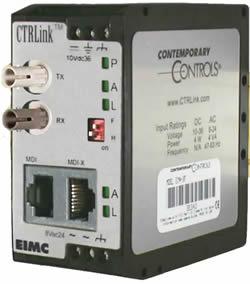 科动 EIMC-10T/F工业以太网接口转接器