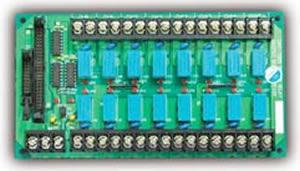 艾雷斯 DAT-7685 16通道继电器输出板
