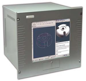 艾雷斯 ACS-3801/3802工业CRT显示器
