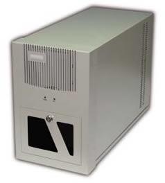 艾雷斯 ACS-2706 6槽窄宽型桌面式工业机箱
