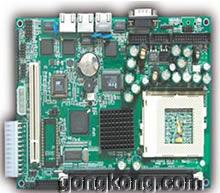 艾雷斯 ACS-6568VE4 PIII级嵌入式CPU卡