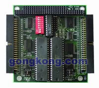 集智达 PCM-5132 48路开关量输入输出模块