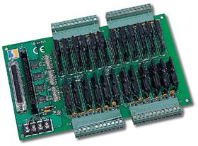 泓格ICPDAS DB-24SSR,DB-24SSRD 端子板
