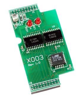 泓格ICPDAS X003 自测板