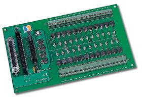 泓格ICPDAS DB-24POR/DB-24PORD 端子板