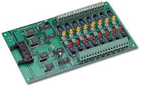 泓格ICPDAS DB-16P 端子板