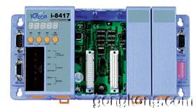 泓格ICPDAS I-8417 ISaGRAF嵌入式控制器