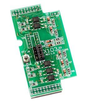泓格ICPDAS X103 DI/O扩展板
