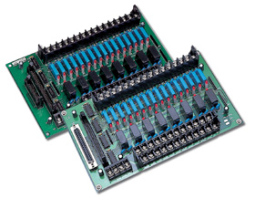 泓格ICPDAS DB-24PR/12,DB-24PRD/12 端子板