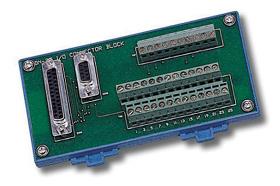 泓格ICPDAS DN-25 DIN导轨安装接线板