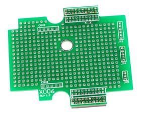 泓格ICPDAS X006 面包板