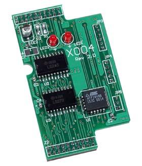 泓格ICPDAS X004 自测板