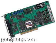 泓格ICPDAS PCI-1602F 多功能卡