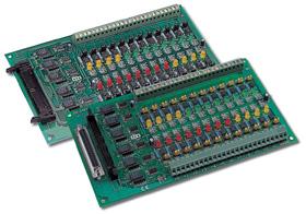 泓格ICPDAS DB-24P/DB-24PD 端子板
