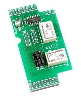泓格ICPDAS X102 Relay扩展板