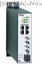 科动 EI6-10T/F工业以太网集线器