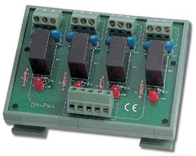 泓格ICPDAS DN-PR4 端子板