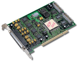 泓格ICPDAS PCI-TMC12 计数器/定时器卡