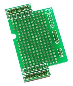 泓格ICPDAS X005 面包板