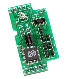 泓格ICPDAS X400 定时/计数扩展板