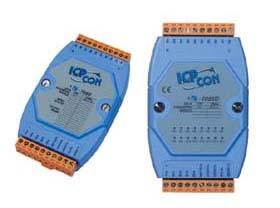 泓格ICPDAS I-7053/I-7053D 非隔离的开关量输入模块