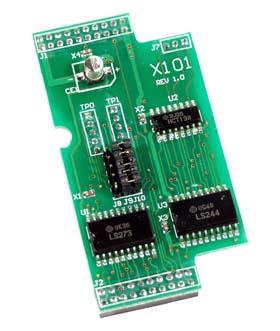 泓格ICPDAS X101 D/O扩展板