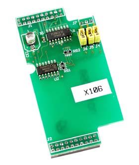 泓格ICPDAS X106 DI/O扩展板