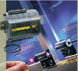 Banner PICO-GUARD 光纤安全系统
