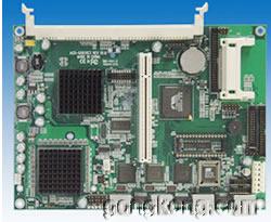 艾雷斯 ACS-6561VE3 VIA Eden嵌入式低功耗三网口主板