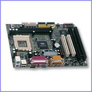 BOSER HS-1000 - Socket 370工业级ATX商用主机板