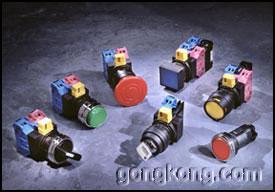 IDEC HW系列 22mm开关