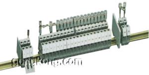 上海广奇JWD3系列小型接线端子