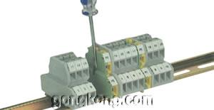 上海广奇JWD1系列双层型接线端子