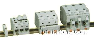 上海广奇JWD1系列基型及大电流接线端子