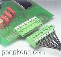 PHOENIX反向COMBICON (IC)插头