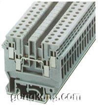 上海广奇JWD1系列特殊型接线端子