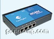 海豚科技(CanHigher)康海系列串口通讯服务器 NC604