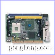 BOSER HS-7239 - 400MHz FSB Pentium M PCI-ISA总线半长CPU卡