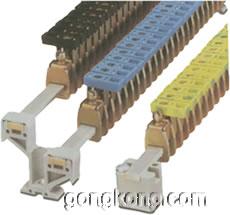 上海广奇JWD6系列 L/N/PE型接线端子