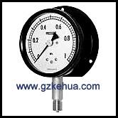 日本长野计器NAGANO KEIKI,NKS BS1□直接驱动式压力表